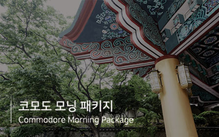 commodore morning package 썸네일 이미지