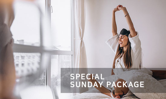 SPECIAL SUNDAY PACKAGE 썸네일 이미지