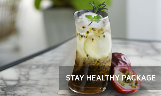 STAY HEALTHY PACKAGE 썸네일 이미지