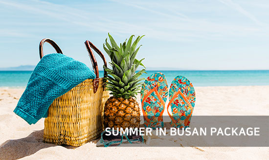 SUMMER IN BUSAN PACKAGE 썸네일 이미지
