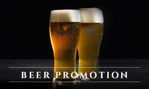 BEER PROMOTION 썸네일 이미지