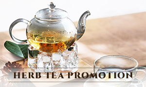 HERB TEA PROMOTION 썸네일 이미지