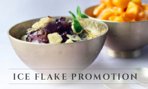 ICE FLAKE PROMOTION 썸네일 이미지
